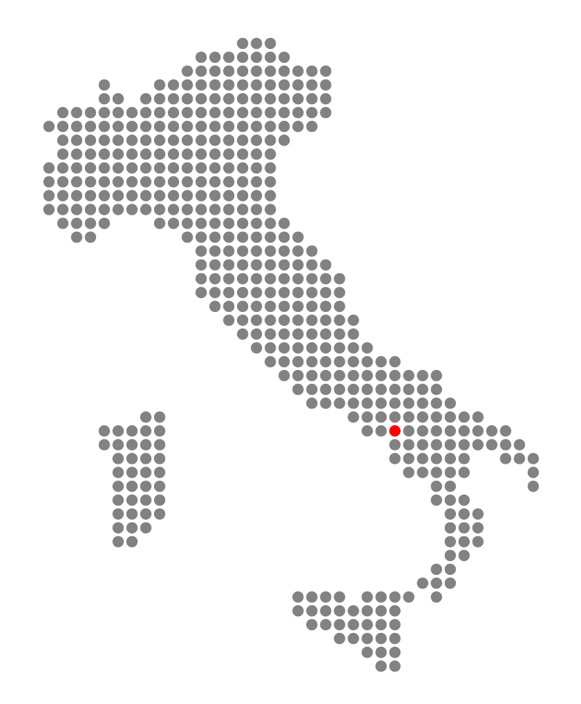 World-Dotted-Pixel-Italy-Map